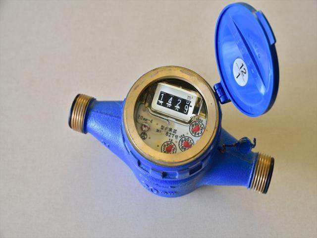 排水メーター